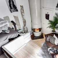 装饰折叠沙发椅效果图