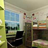 二居室简约90平米卧室装修效果图