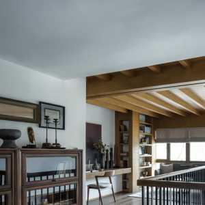100平方户型客厅装修吊顶效果图