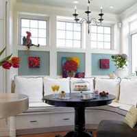 富裕型复式可爱婚房装修效果图