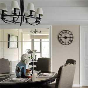 三居室現代風格裝修