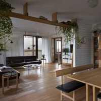 沙发餐厅背景墙小户型茶几装修效果图