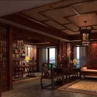 西安138平米三居室的房子简约风格装修多少钱