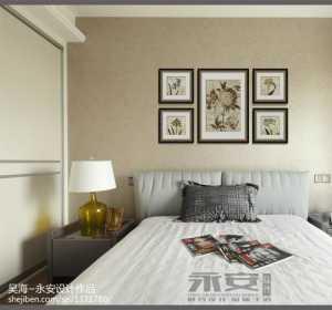 卧室装修壁