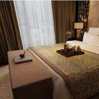 白色现代卧室大户型装修效果图