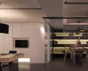 日式风格迷你厨房装修效果图