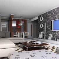 3室1厅装修风格