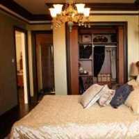 中式风格客厅玄关隔断效果图