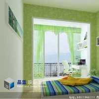儿童房现代儿童书桌衣柜装修效果图