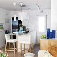 超小戶型小戶型廚房裝修效果圖
