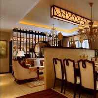 客厅餐厅一体 怎样通过吊顶分割。