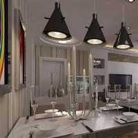 背景墙餐厅背景墙装修效果图