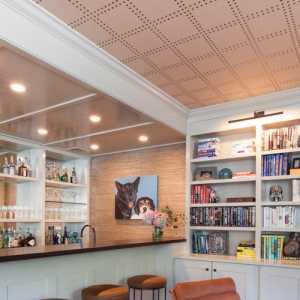 90平米两室一厅装修效果图客厅