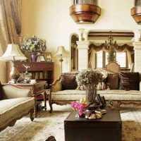 中式客厅装饰画效果图