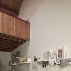 纯实木欧式复古楼梯