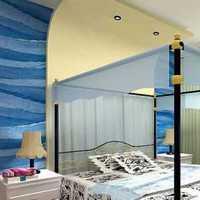 卧室家具乡村双人卧室装修效果图