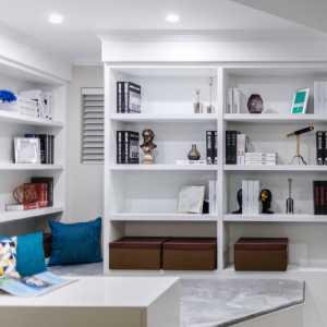 田园二居室富裕型书房沙发装修效果图