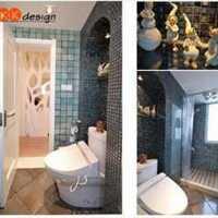 置物架浴缸卫生间北欧装修效果图