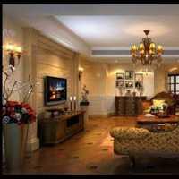 室内设计100平米简美