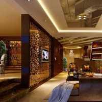 东南亚别墅客厅沙发装修效果图