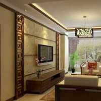 水岸东城客厅装修效果图