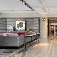实用面积90平方的三室二厅二卫房子怎样装修又时尚
