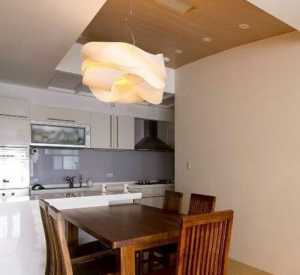 厨房推拉单门造型