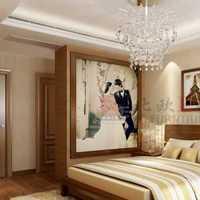 县城100平方2室半1厅简单装修注家具厨柜床什么的