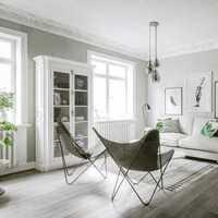 房屋现代简约装修效果图