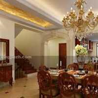 餐厅二居室欧式80平米装修效果图