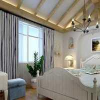 北欧风格卧室3层别墅唯美效果图