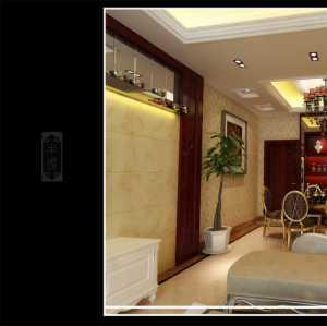 室内木质装修效果图2021款