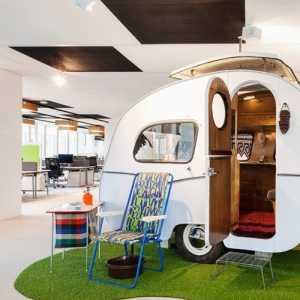 Google Amsterdam 辦公空間設計
