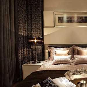 时尚大气 奢华卧室效果图