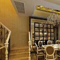 客廳和餐廳之間有一柱子怎樣裝修