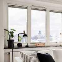 木质简装客厅装修效果图
