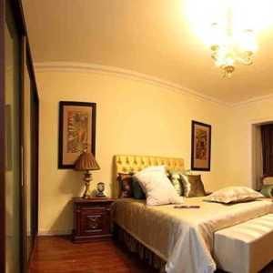 小户型两室一厅简约装修效果图