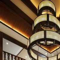 原木自然色客厅装修效果图