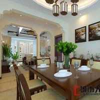 奢华低调新古典复式家居装修效果图