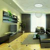 现代风格高档公寓室内效果图