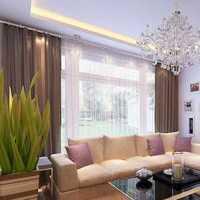 中式風格躍層客廳背景墻效果圖