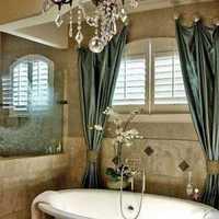 现代清新明朗型起居室装修效果图