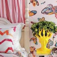 卧室窗帘沙发茶几装修效果图