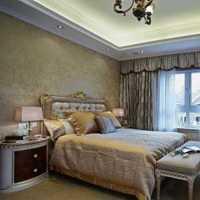 大户型飘窗地中海卧室装修效果图