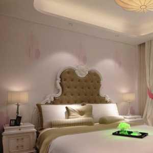 温馨白色 时尚欧式卧室