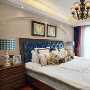 北京130平米三居室装修