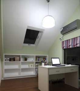 美式鄉村風格2層別墅溫馨裝飾廚房效果圖