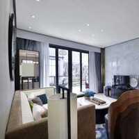 奢华现代房子装修效果图