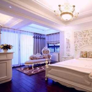2021年123平米三室一廳的裝修浪漫浪漫設計