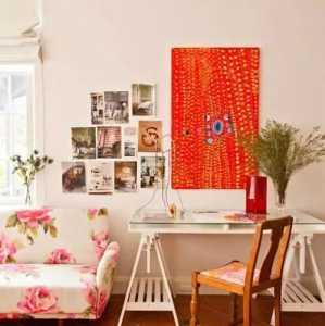 现代简约客厅瓷砖装修效果图